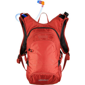 SOURCE Fuse Hydration Pack 3+9l, chili orange